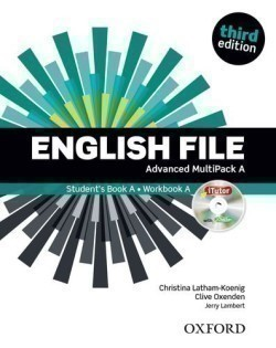 New English File 3rd Edition Advanced MultiPack A + iTutor