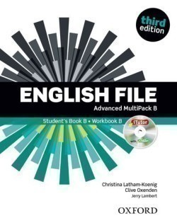 New English File 3rd Edition Advanced MultiPack B + iTutor