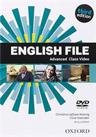 New English File 3rd Edition Advanced DVD