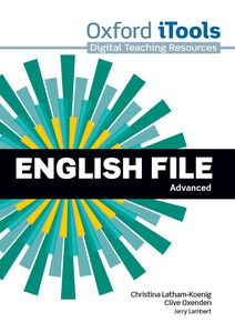 New English File 3rd Edition Advanced iTools