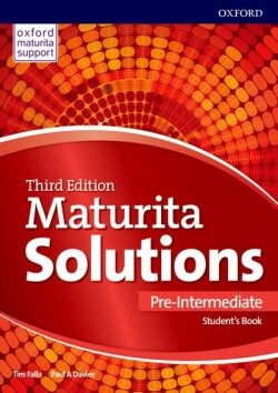 Maturita Solutions, 3rd Edition Pre-Intermediate Student's Book (SK Edition)