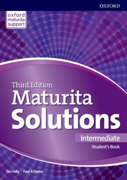 Maturita Solutions, 3rd Edition Intermediate Student's Book (SK Edition)