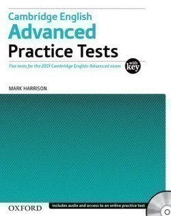 Cambridge English Advanced Practice Tests with Key + CD