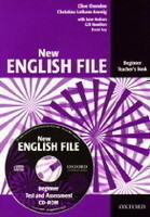 New English File Beginner Teacher's Book with Test and Assessment CD