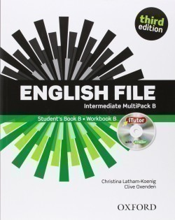 New English File 3rd Edition Intermediate MultiPack B + iTutor + Online