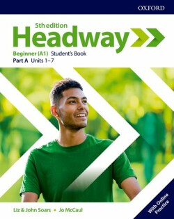 New Headway 5th Edition Beginner Student's Book A with Online Practice