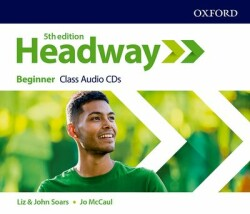 New Headway 5th Edition Beginner Class Audio CDs