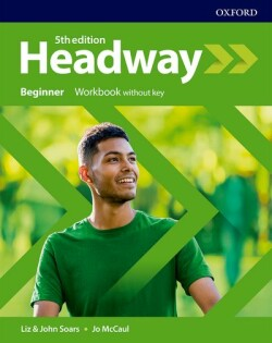 New Headway 5th Edition Beginner Workbook without Key