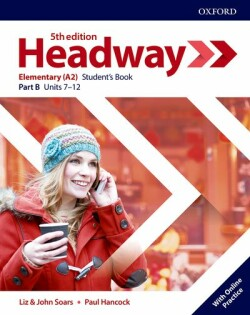 New Headway 5th Edition Elementary Student's Book B with Online Practice
