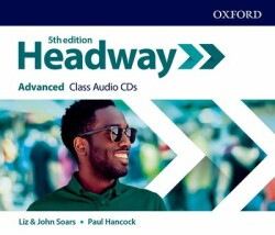 New Headway 5th Edition Advanced Class Audio CDs