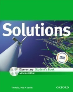 Solutions Elementary Student's Book + MultiROM