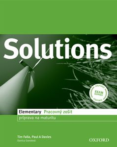 Solutions Elementary Workbook (SK Edition)
