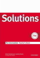 Solutions Pre-Intermediate Teacher's Book