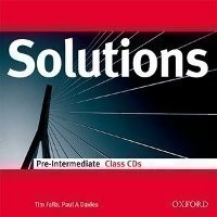 Solutions Pre-Intermediate Class Audio CDs (2)