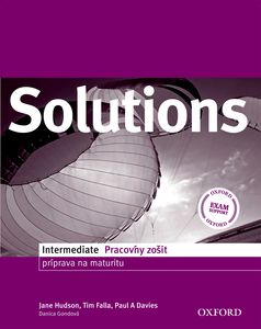 Solutions Intermediate Workbook (SK Edition)