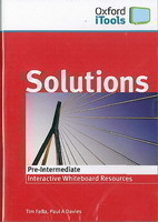Solutions Pre-Intermediate iTool