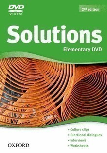 Solutions 2nd Edition Elementary DVD