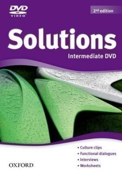 Solutions 2nd Edition Intermediate DVD