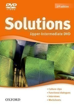 Solutions 2nd Edition Upper-Intermediate DVD
