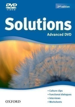 Solutions 2nd Edition Advanced DVD