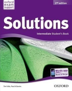 Solutions 2nd Edition Intermediate Student's Book