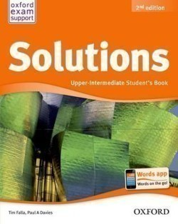 Solutions 2nd Edition Upper-Intermediate Student's Book