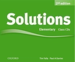 Solutions 2nd Edition Elementary Class CDs (3)
