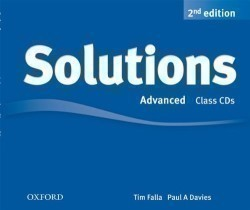 Solutions 2nd Edition Advanced Class CDs