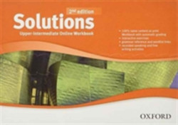 Oxford Digital Solutions 2nd Edition Upper-Intermediate Online Workbook
