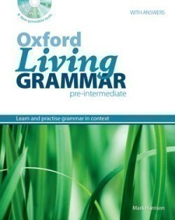 Oxford Living Grammar 2nd Edition Pre-Intermediate Student's Book + CD-ROM
