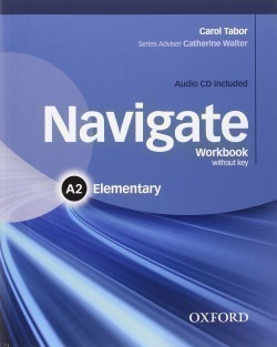 Navigate Elementary Workbook + CD without Key