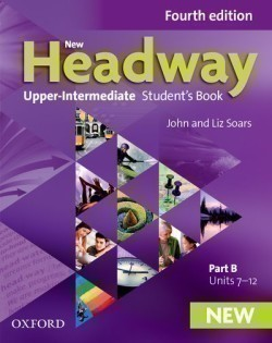 New Headway Upper-Intermediate 4th Edition Student's Book B