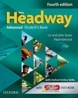New Headway Advanced 4th Edition Student's Book + iTutor + Online