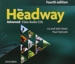 New Headway Advanced 4th Edition CDs (2)