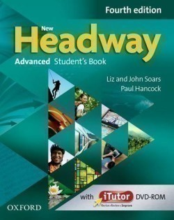 New Headway Advanced 4th Edition Student's Book + iTutor
