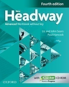 New Headway Advanced 4th Edition Workbook without Key + iChecker