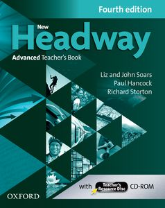New Headway Advanced 4th Edition Teacher's Book