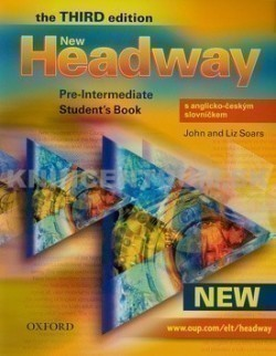 New Headway Pre-Intermediate 3rd Edition Student's Book with Czech Wordlist