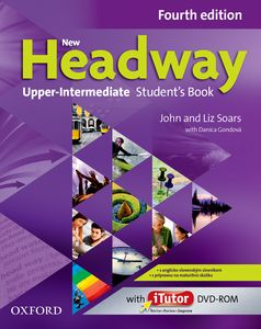 New Headway Upper-Intermediate 4th Edition Student's Book + DVD (SK Ed.)