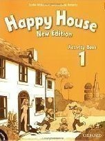 Happy House 1 New Edition Activity Book + MultiROM Pack