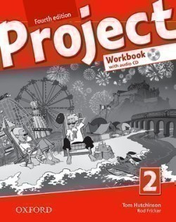 Project, 4th Edition 2 Workbook + CD (International Edition)