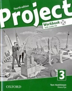 Project, 4th Edition 3 Workbook + CD (International Edition)