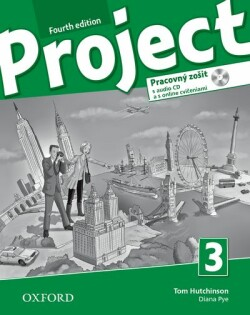 Project, 4th Edition 3 Workbook + CD (SK Edition) + Online Practice