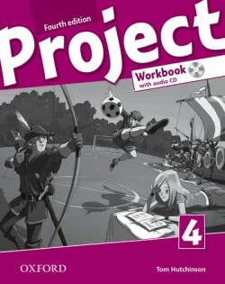 Project, 4th Edition 4 Workbook + CD (International Edition)