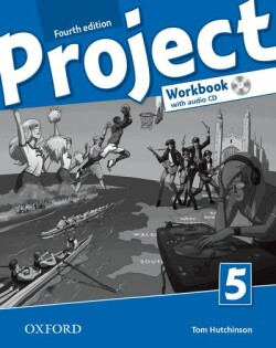 Project, 4th Edition 5 Workbook + CD (International Edition)