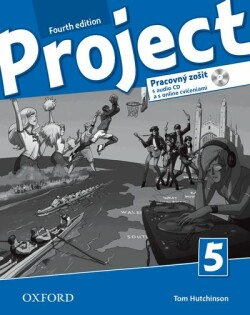 Project, 4th Edition 5 Workbook + CD (SK Edition) + Online Practice