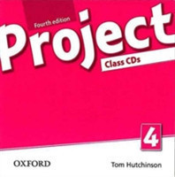 Project, 4th Edition 4 Class CDs (2)
