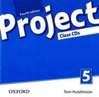 Project, 4th Edition 5 Class CDs (2)