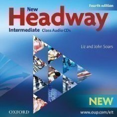 New Headway Intermediate 4th Edition Class Audio CD /3/