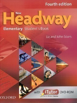 New Headway Elementary 4th Edition Student's Book + iTutor DVD